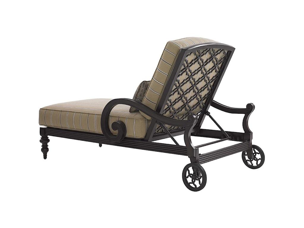 Tommy Bahama Outdoor Living Black SandsOutdoor Chaise Lounge