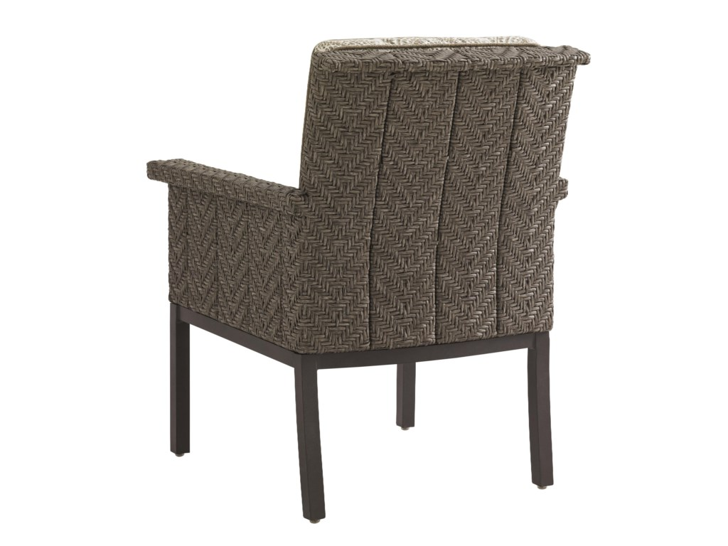 Tommy Bahama Outdoor Living Blue OliveDining Chair