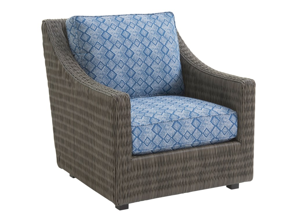 Tommy Bahama Outdoor Living Cypress Point Ocean TerraceOutdoor Lounge Chair