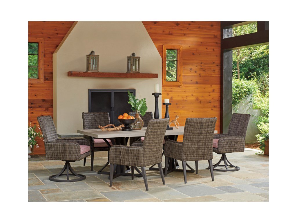 Tommy Bahama Outdoor Living Cypress Point Ocean TerraceOutdoor Dining Chair