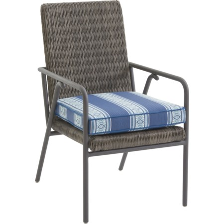 Small Outdoor Dining Chair