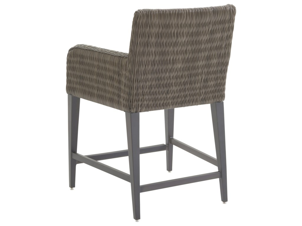 Tommy Bahama Outdoor Living Cypress Point Ocean TerraceOutdoor Counter Stool