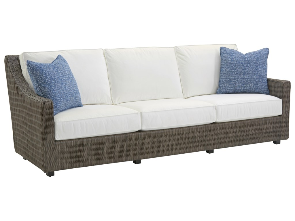 Tommy Bahama Outdoor Living Cypress Point Ocean TerraceOutdoor Sofa