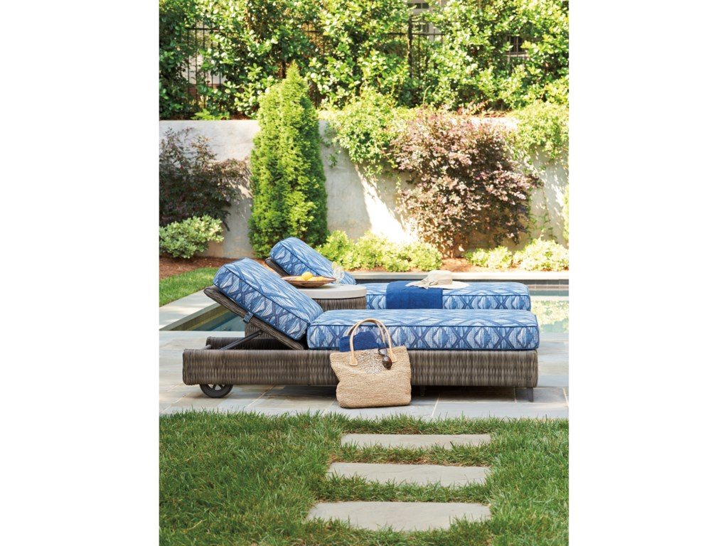 Tommy Bahama Outdoor Living Cypress Point Ocean TerraceOutdoor Chaise Lounge