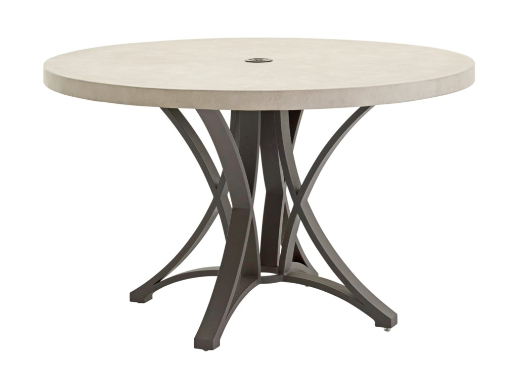 72b21d74450 Tommy Bahama Outdoor Living Cypress Point Ocean TerraceOutdoor Dining Table  ...