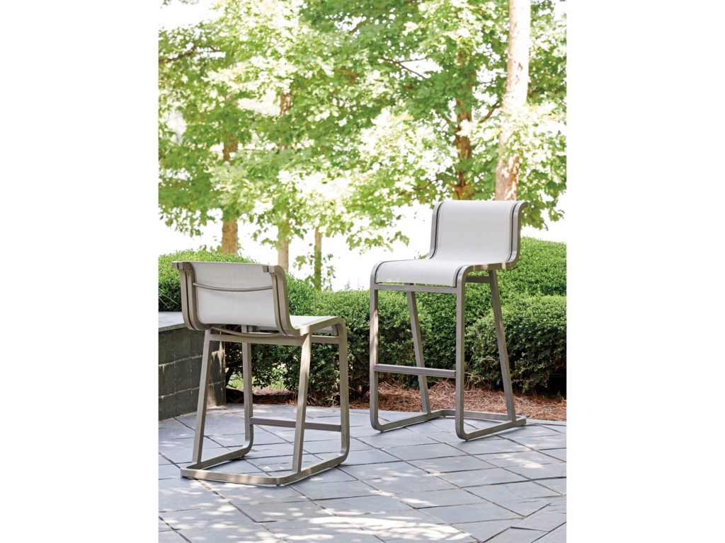 Tommy Bahama Outdoor Living Del MarCounter Stool