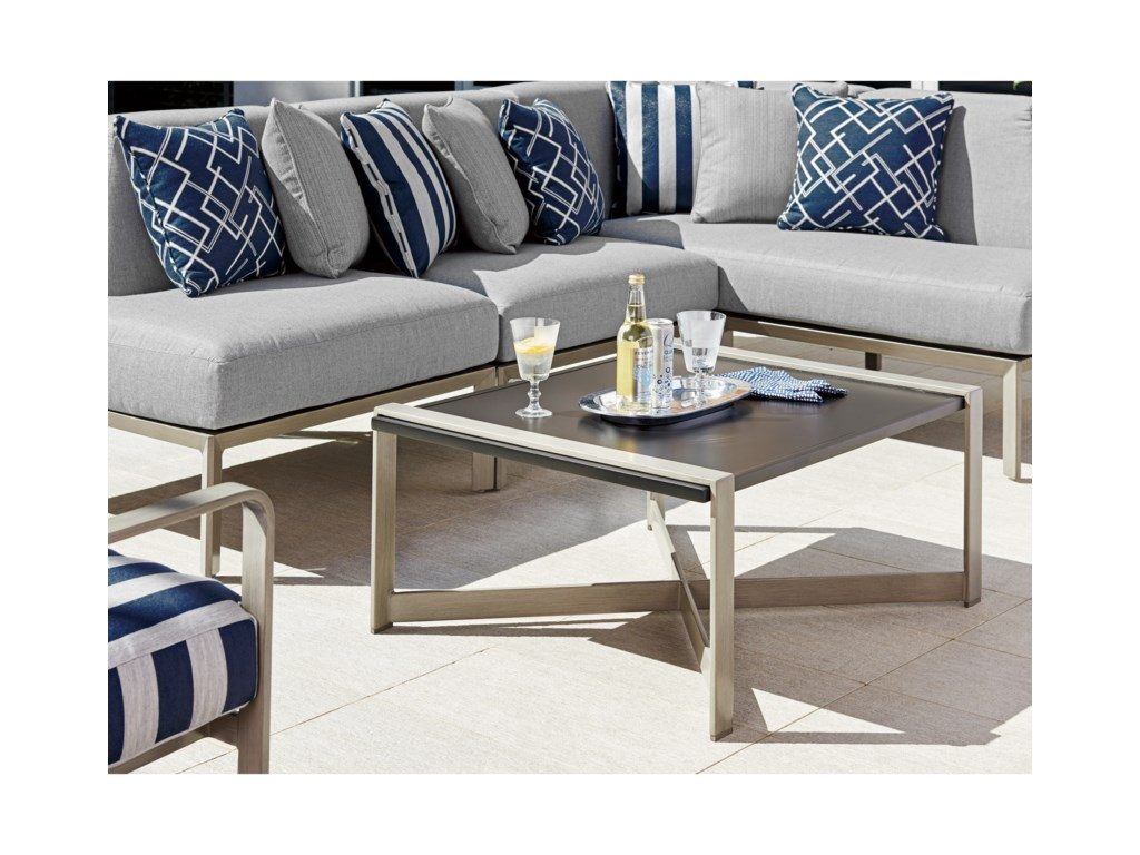 Tommy Bahama Outdoor Living Del MarCocktail Table