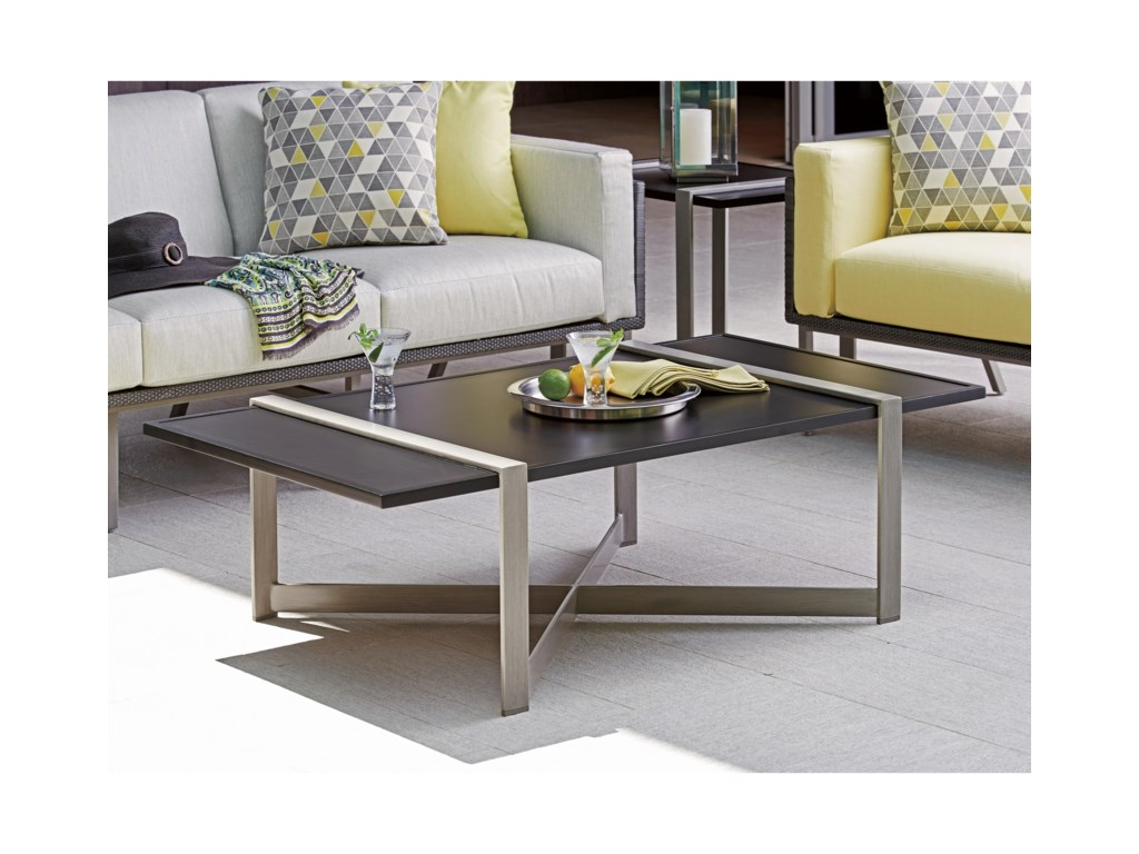 Tommy Bahama Outdoor Living Del MarRectangular Cocktail Table