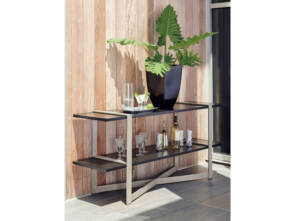 Tommy Bahama Outdoor Living Del MarTiered Console