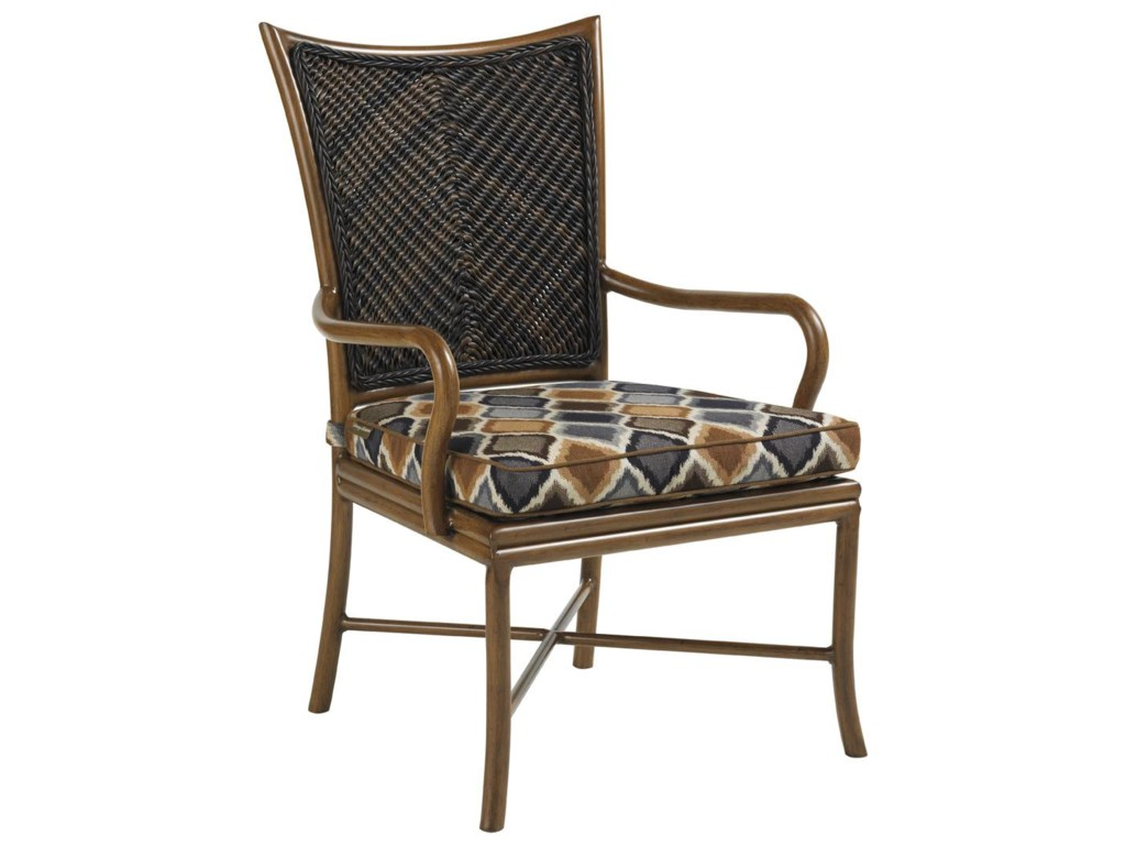Tommy Bahama Outdoor Living Island Estate LanaiOutdoor Dining Arm Chair