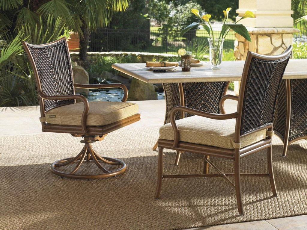 Shown with Rectangular Dining Table and Dining Arm Chair
