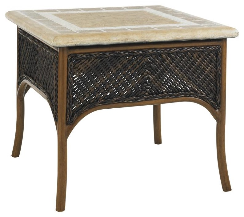 Weatherstone End Table