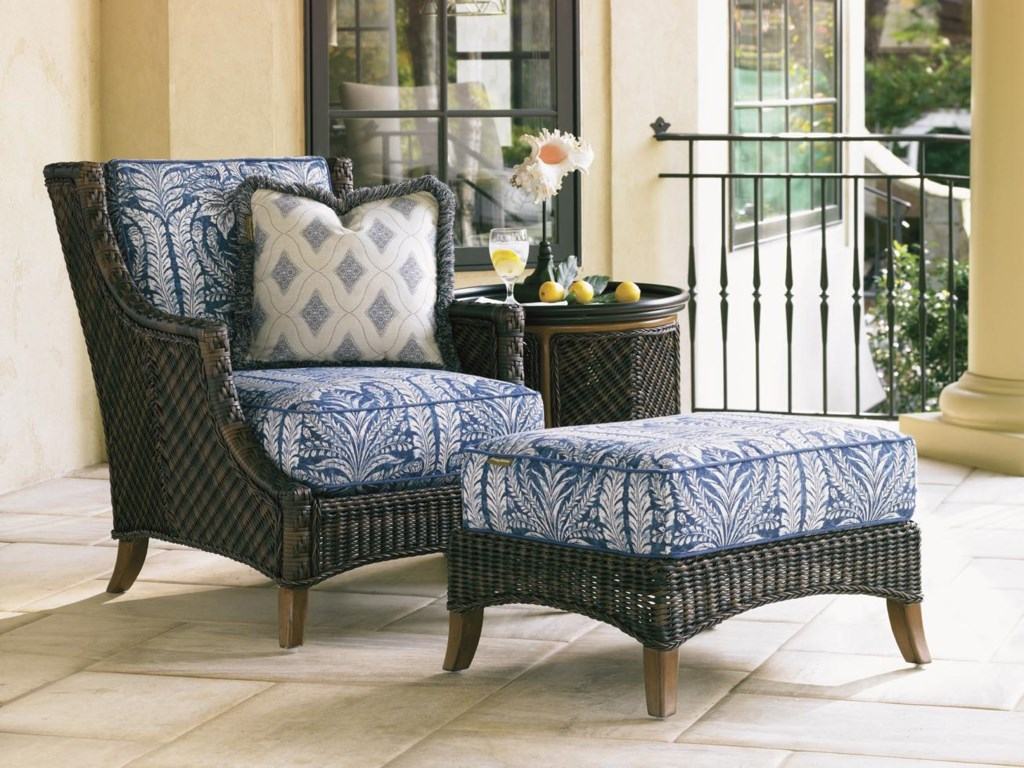 Shown with Lounge Chair and Tray End Table