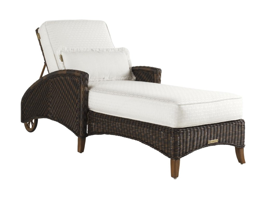 Tommy Bahama Outdoor Living Island Estate LanaiOutdoor Chaise Lounge