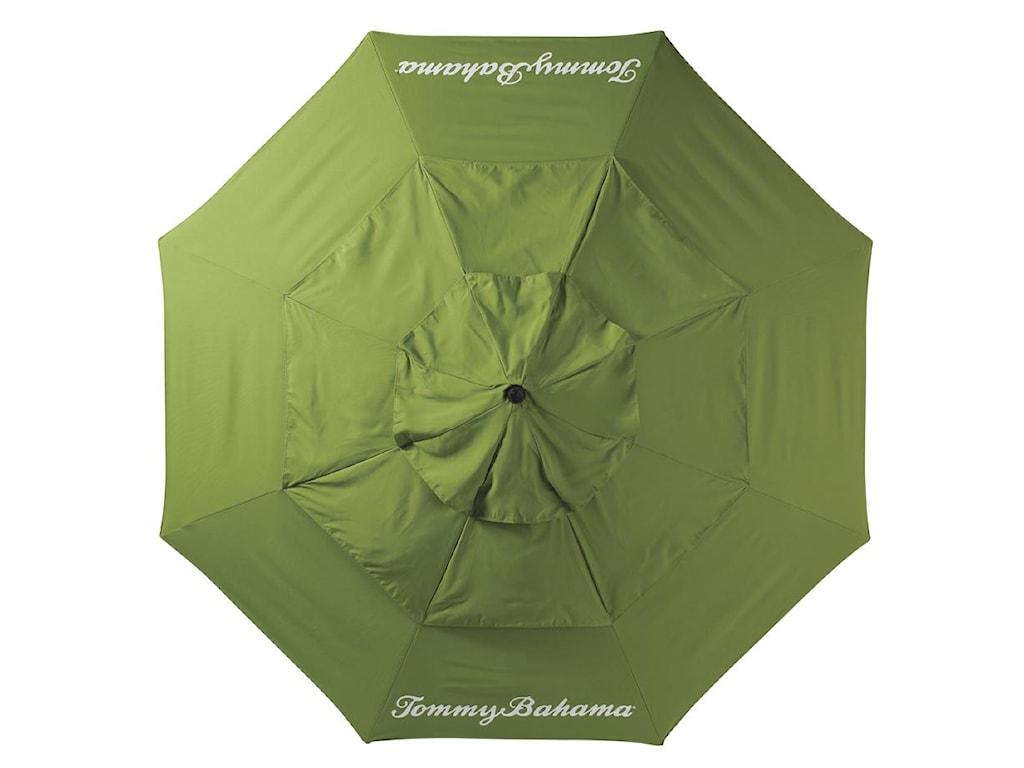 Ginko Umbrella from Alfresco Living Collection