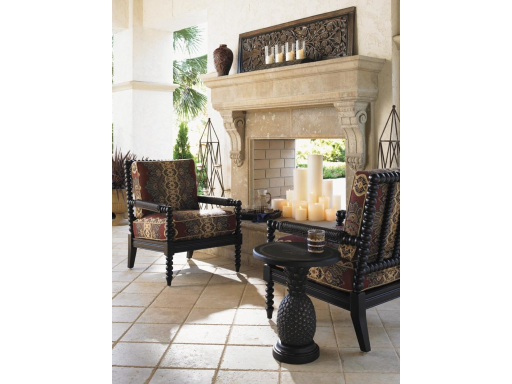 Tommy Bahama Outdoor Living Kingstown SedonaAccent Chair