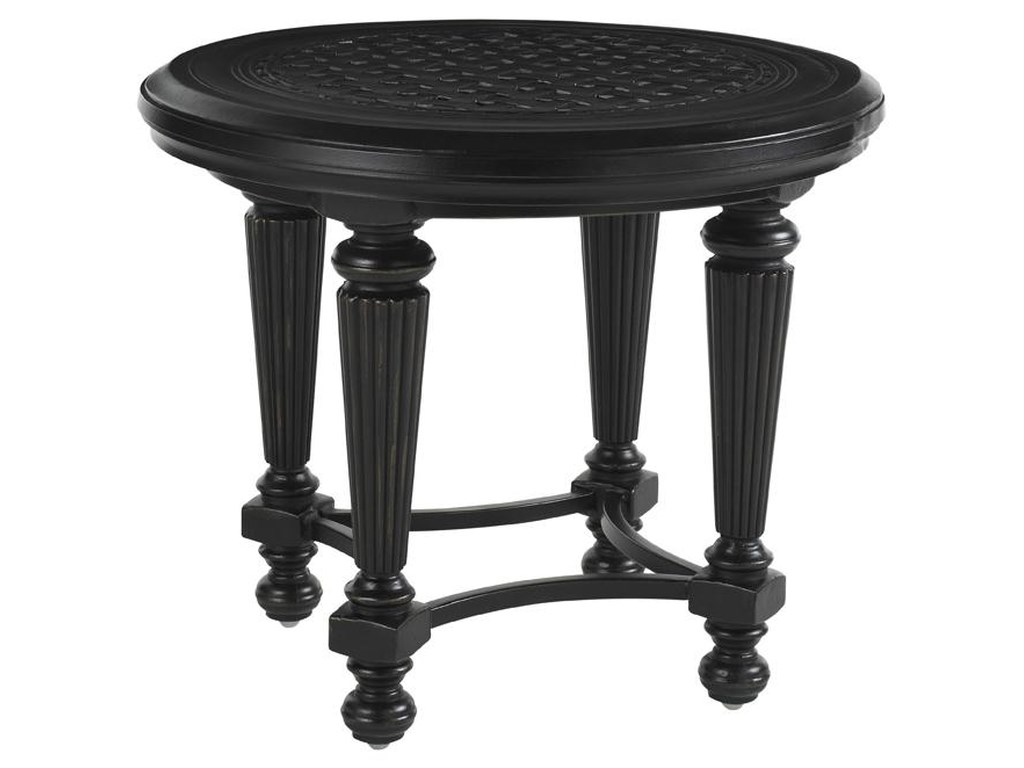 Tommy Bahama Outdoor Living Kingstown SedonaRound End Table