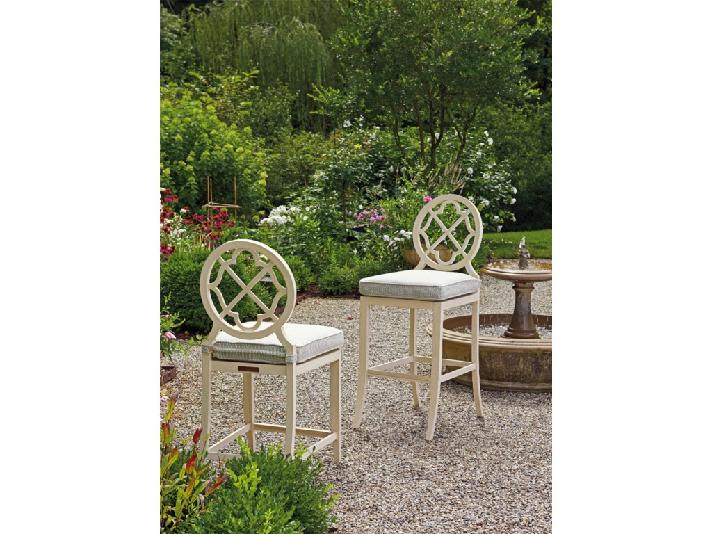 Tommy Bahama Outdoor Living Misty GardenBar Stool