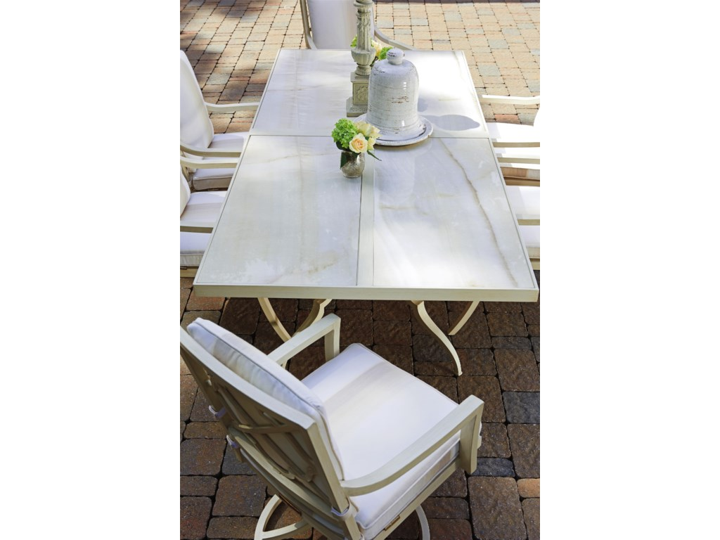Tommy Bahama Outdoor Living Misty Garden7 Pc Dining Set