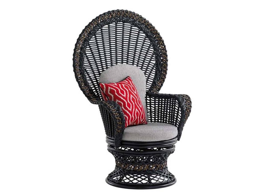 Tommy Bahama Outdoor Living MarimbaSwivel Fan Chair