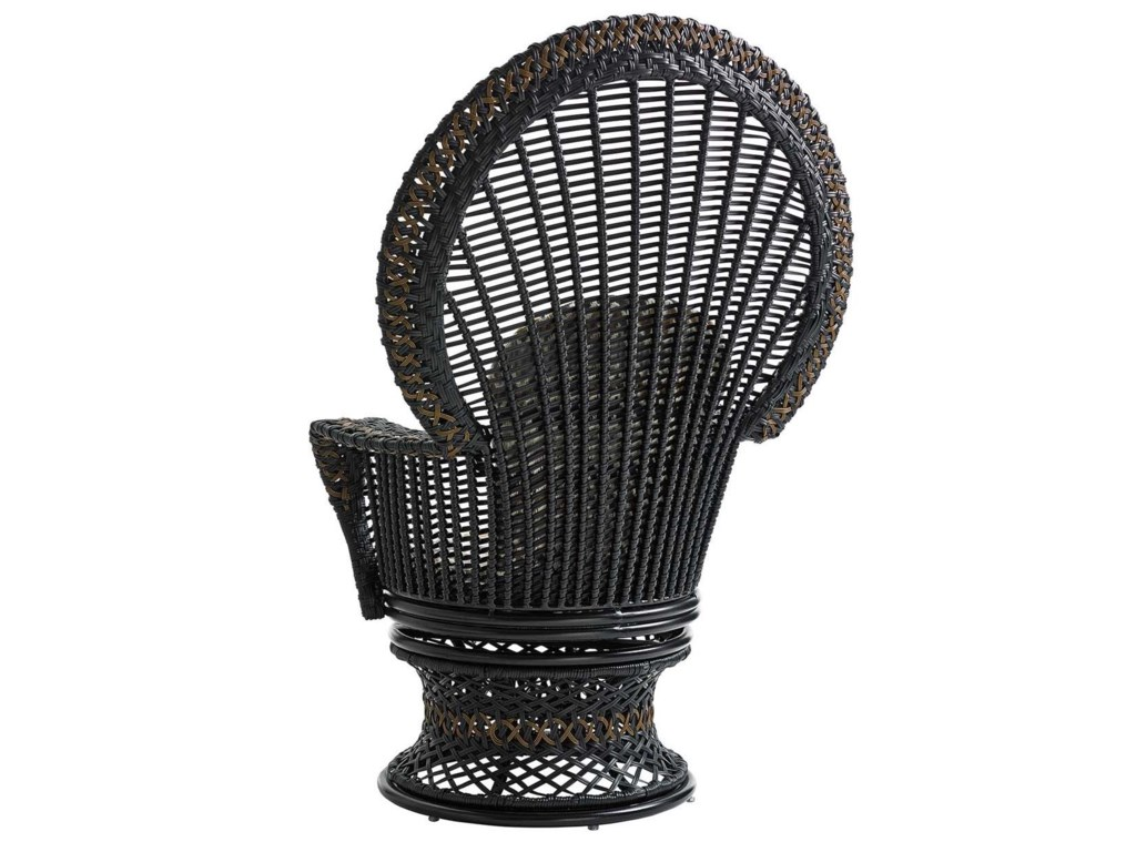 Tommy Bahama Outdoor Living MarimbaSwivel Fan Chair
