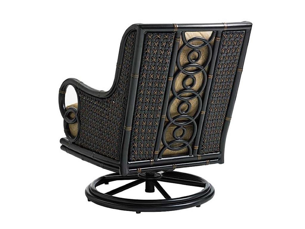Tommy Bahama Outdoor Living MarimbaSwivel Rocker Lounge Chair