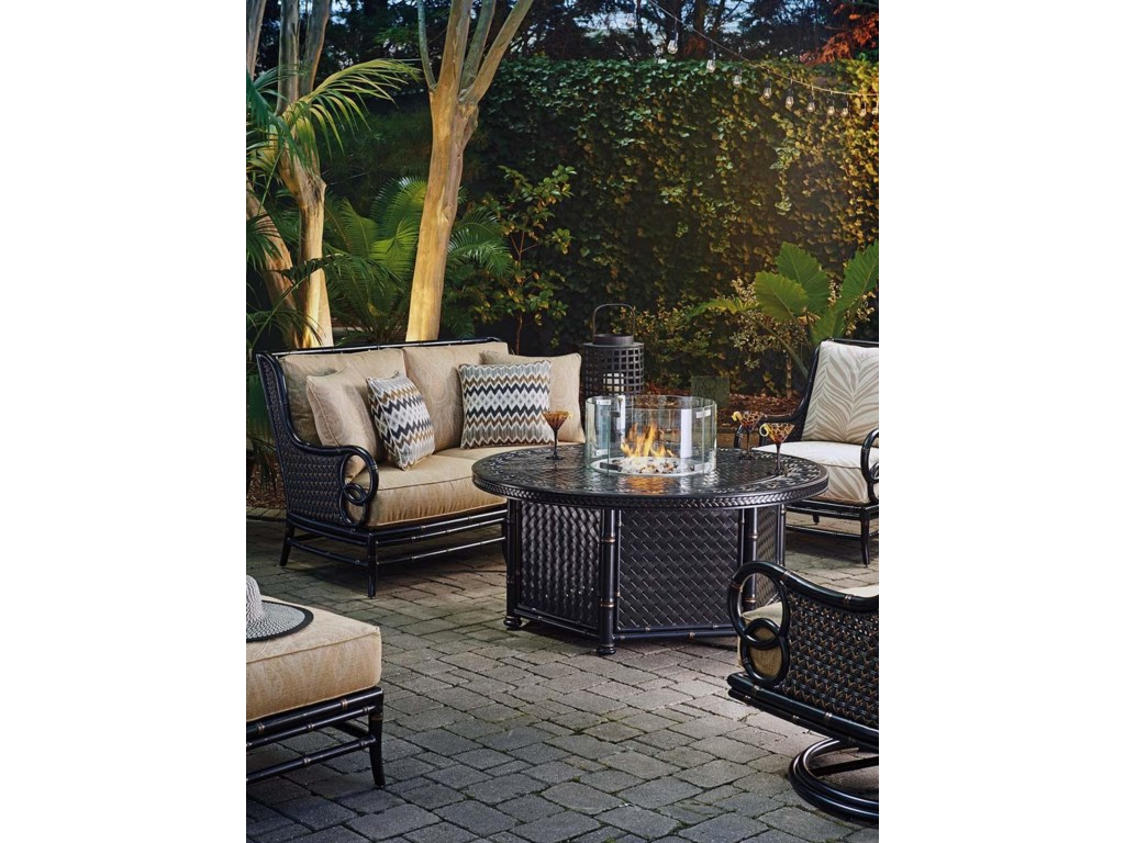 Tommy Bahama Outdoor Living MarimbaLoveseat