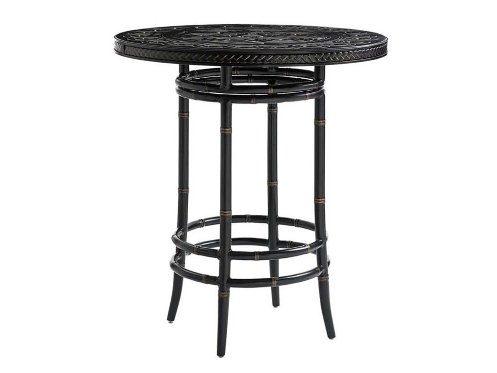 Tommy Bahama Outdoor Living MarimbaHigh/Low Bistro Table