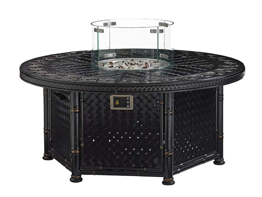 Tommy Bahama Outdoor Living MarimbaGas Fire Pit