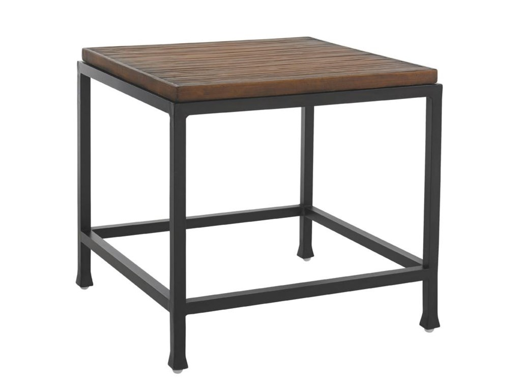 Tommy Bahama Outdoor Living Ocean Club PacificaWeatherstone End Table