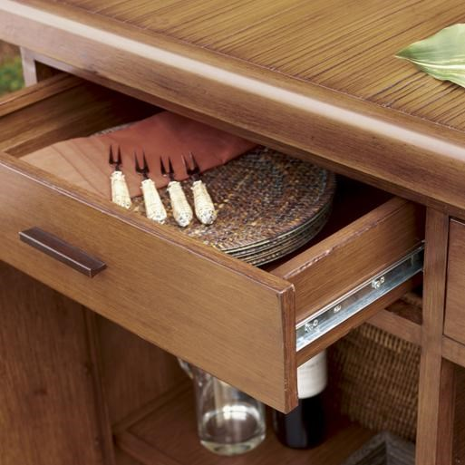 Detail of Drawer