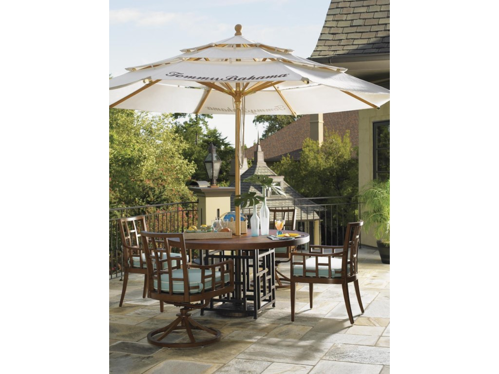 Shown with 54-Inch Round Dining Table and Dining Chair