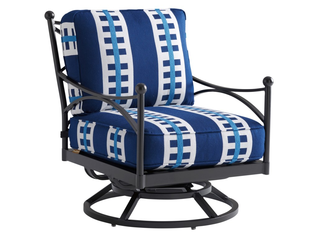 Tommy Bahama Outdoor Living PavlovaSwivel Lounge Chair