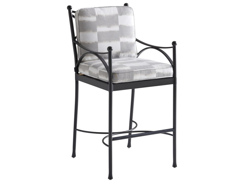 Tommy Bahama Outdoor Living PavlovaOutdoor Bar Stool