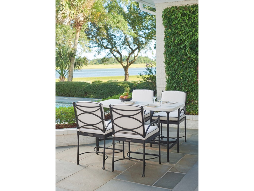 Tommy Bahama Outdoor Living PavlovaOutdoor Counter Stool