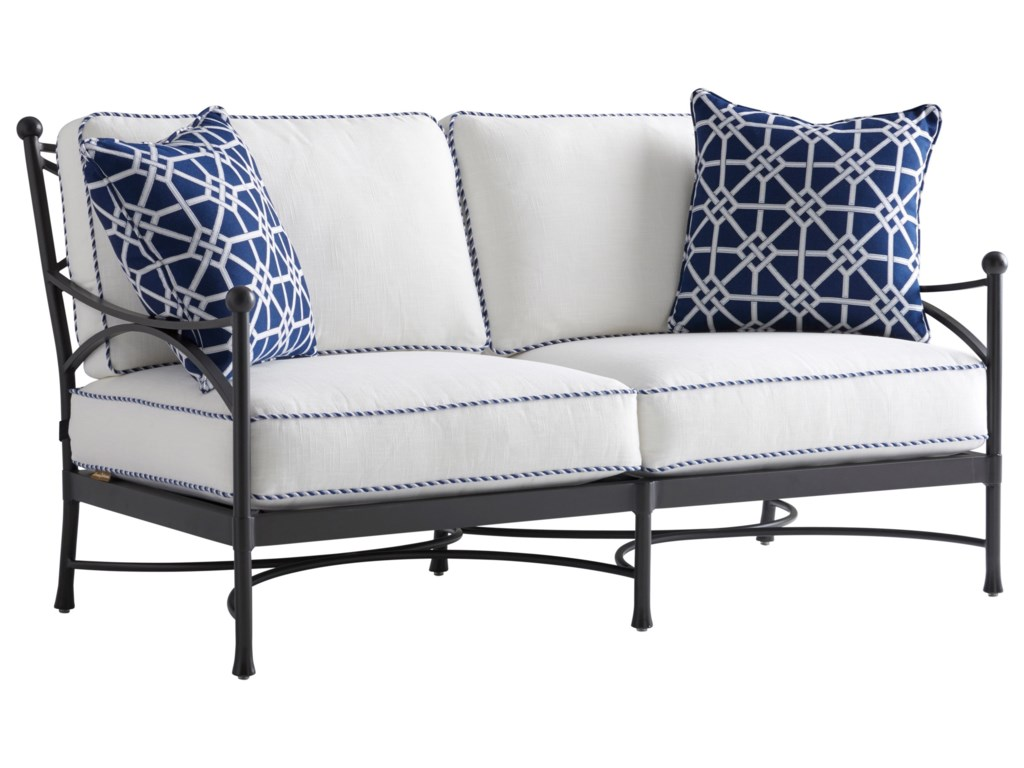 Tommy Bahama Outdoor Living PavlovaOutdoor Loveseat