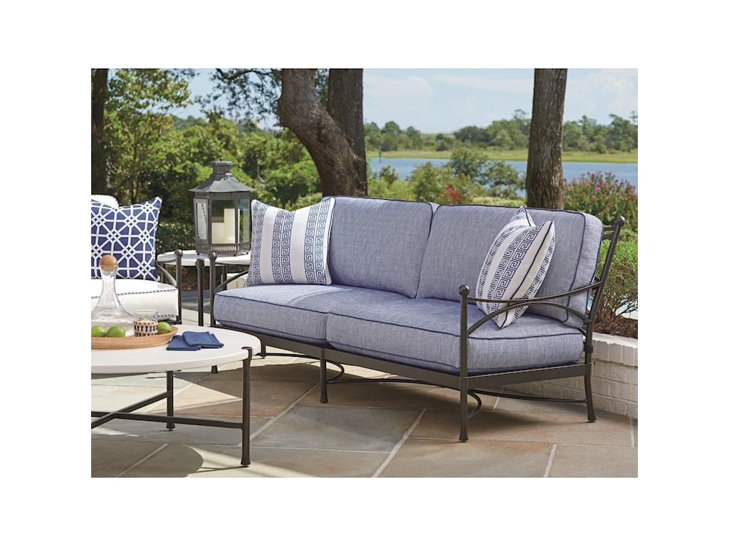 Tommy Bahama Outdoor Living PavlovaOutdoor Sofa