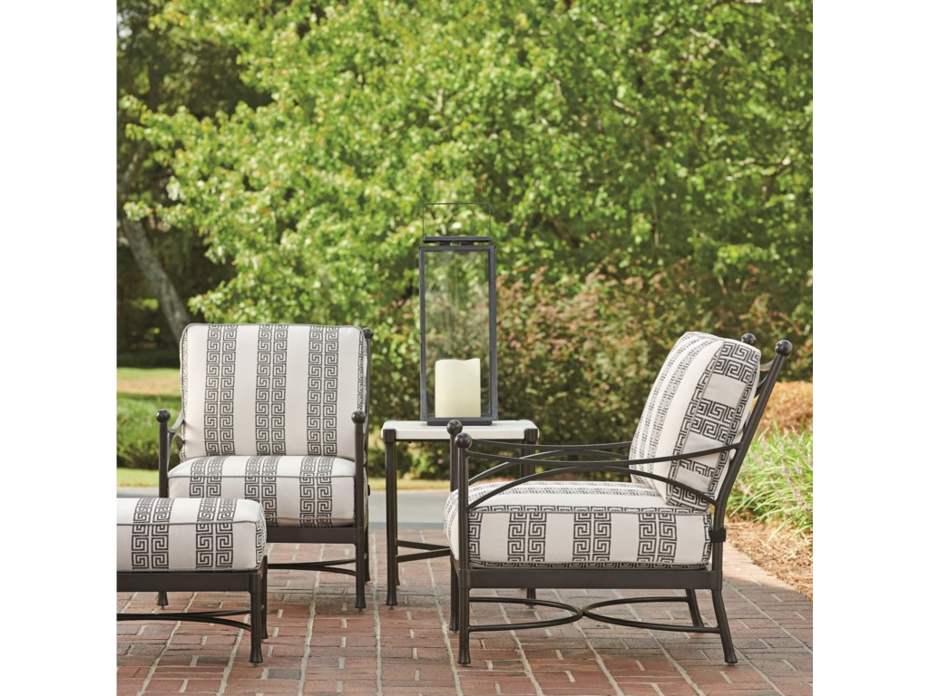 Tommy Bahama Outdoor Living PavlovaOutdoor Ottoman