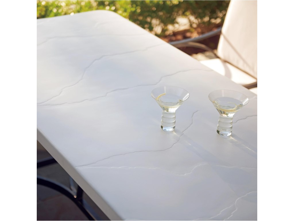 Tommy Bahama Outdoor Living PavlovaOutdoor Hi/Lo Bistro Table