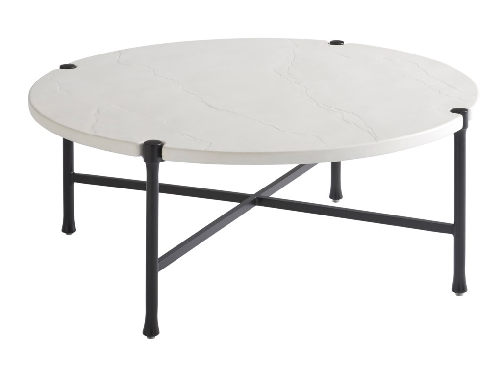 Tommy Bahama Outdoor Living PavlovaOutdoor Round Cocktail Table