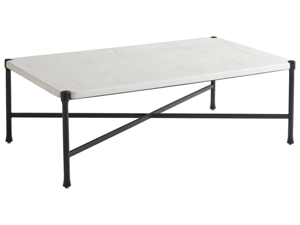 Tommy Bahama Outdoor Living PavlovaOutdoor Rectangular Cocktail Table