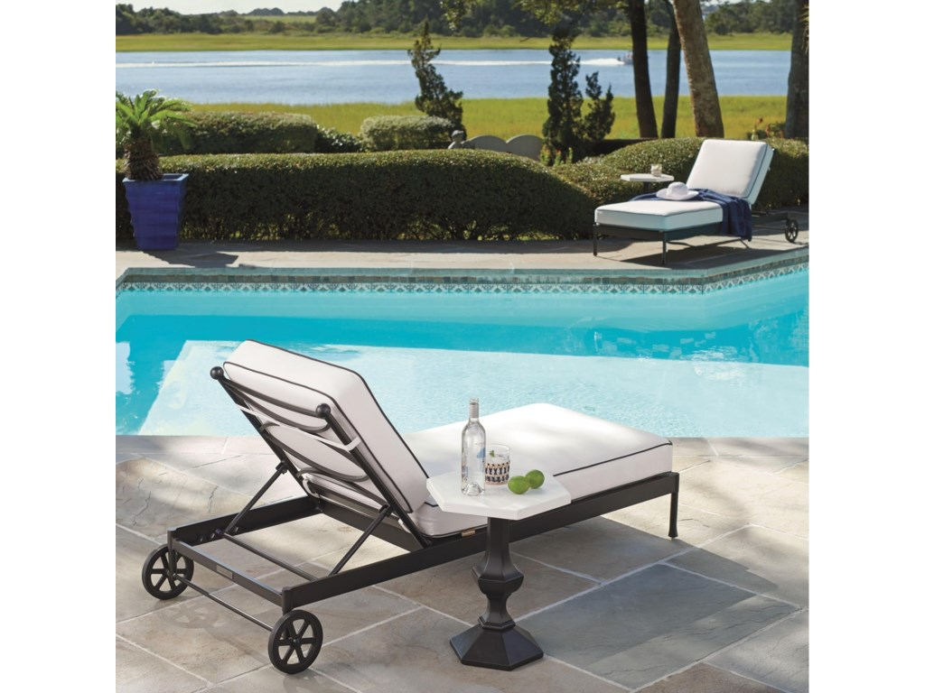 Tommy Bahama Outdoor Living PavlovaOutdoor Chaise Lounge
