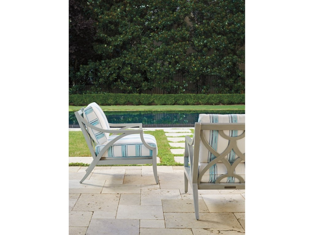 Tommy Bahama Outdoor Living Silver SandsLounge Chair