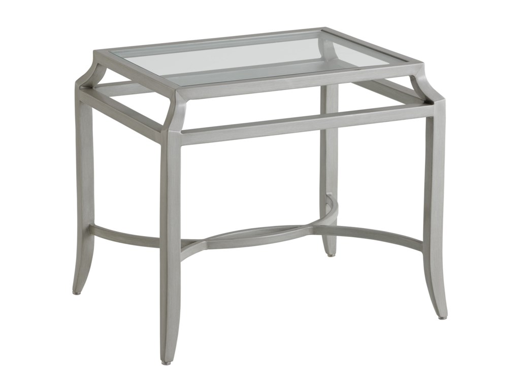 Tommy Bahama Outdoor Living Silver SandsEnd Table