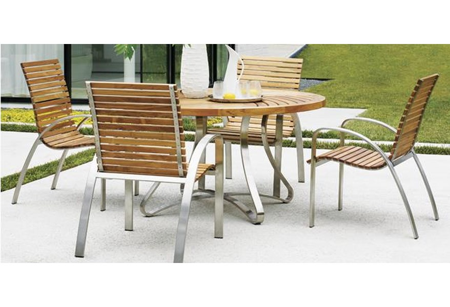 Tommy Bahama Outdoor Living Tres Chic