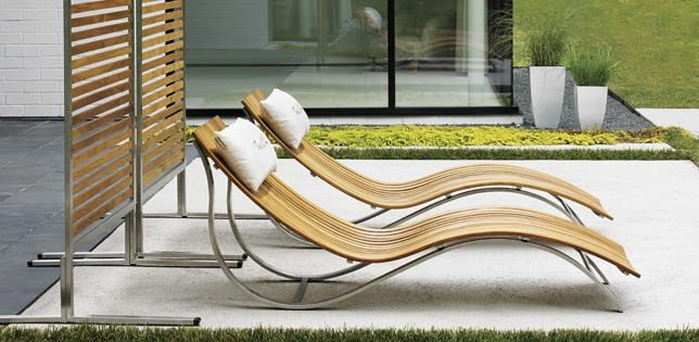 Tommy Bahama Outdoor Living Tres ChicChaise Lounge Frame