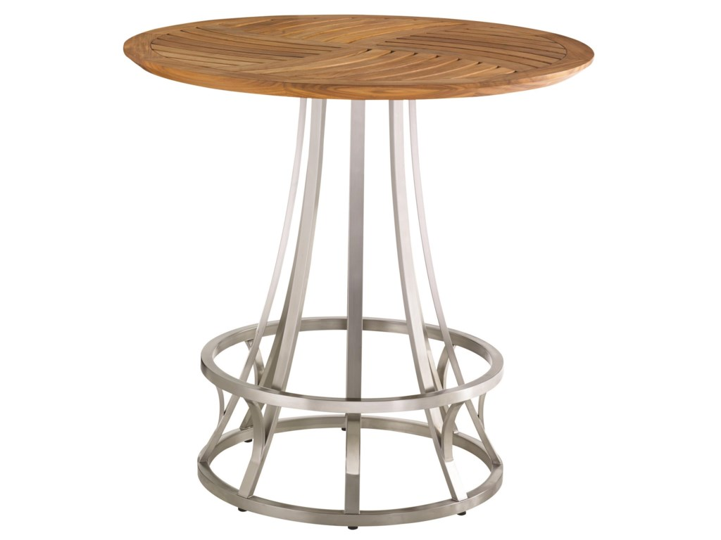 Tommy Bahama Outdoor Living Tres ChicBistro Table