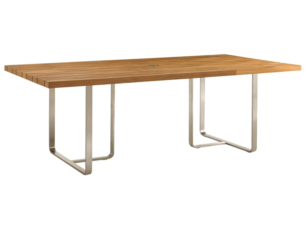 Tommy Bahama Outdoor Living Tres ChicRectangular Dining Table