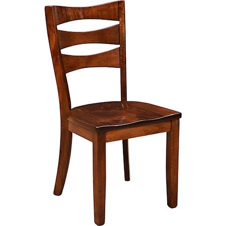 <b>Customizable</b> Side Chair