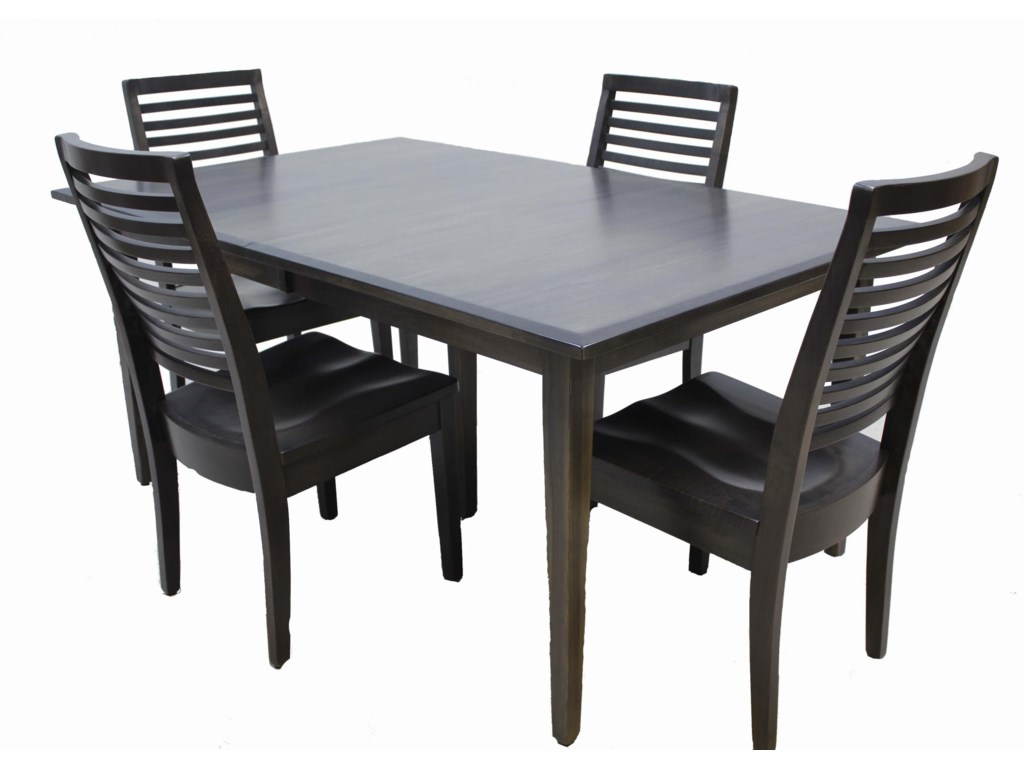 this item is on display in our showroom or stocked in our warehouse however fabrics or color in the picture may vary from actual product in the store - Old Brick Dining Room Sets